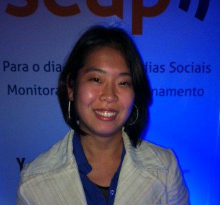 Entrevista de Kelly Nagaoka para Josué Brazil, do Publicitando