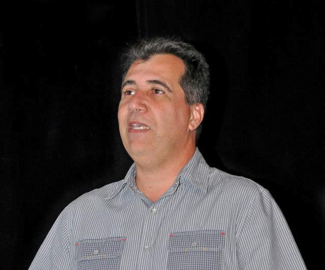 Entrevista com professor Josué Brazil, da Unitau