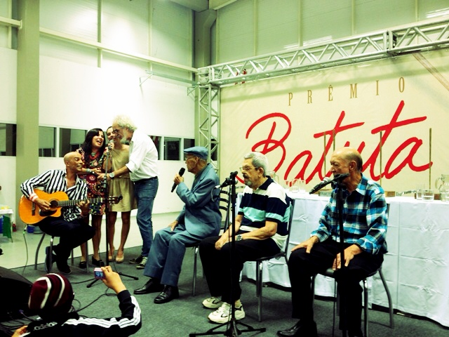Taubaté: Prêmio Batuta 2014