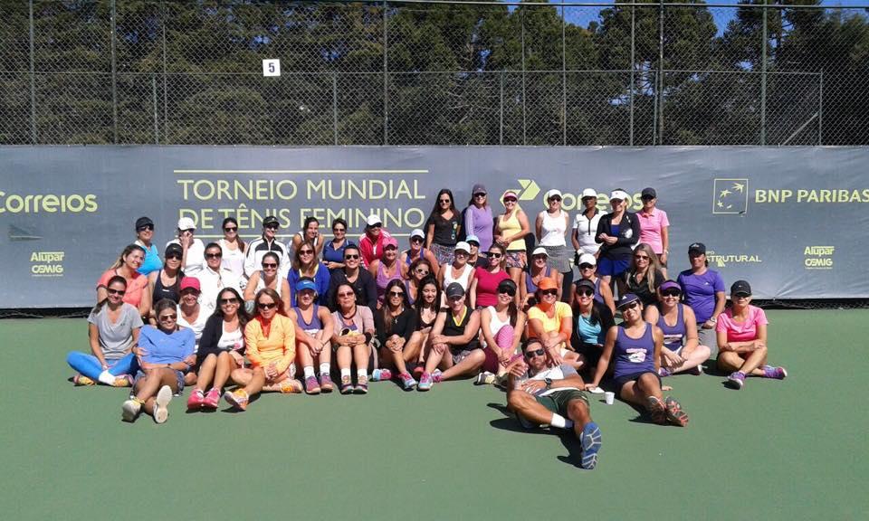 Café com Tênis: paixão esportiva e o uso das redes sociais