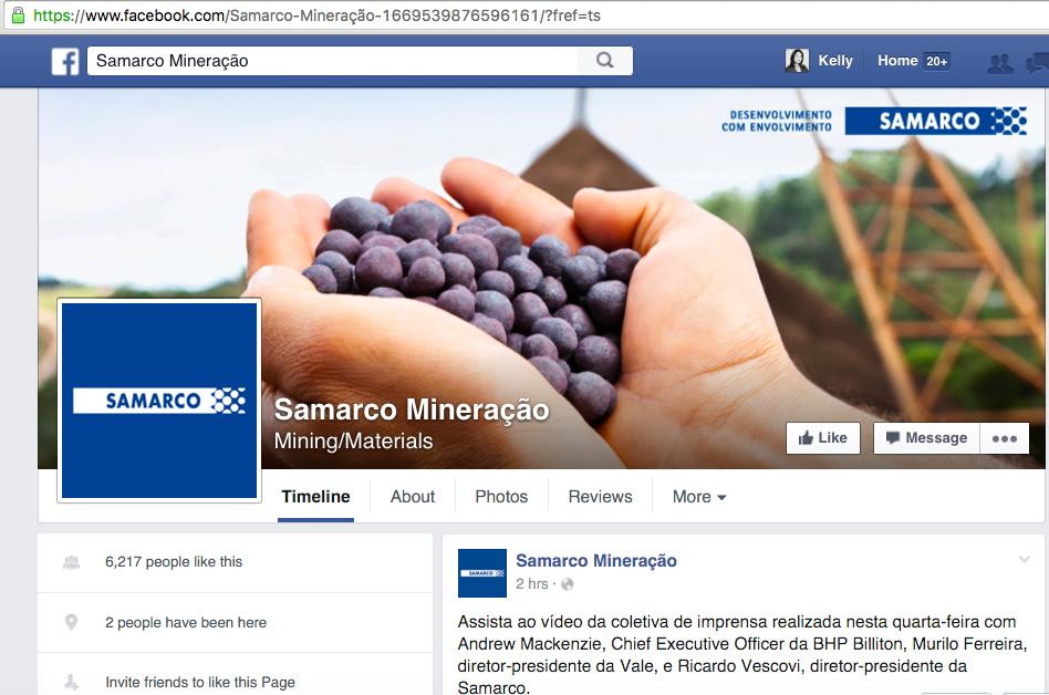 facebook samarco11112015