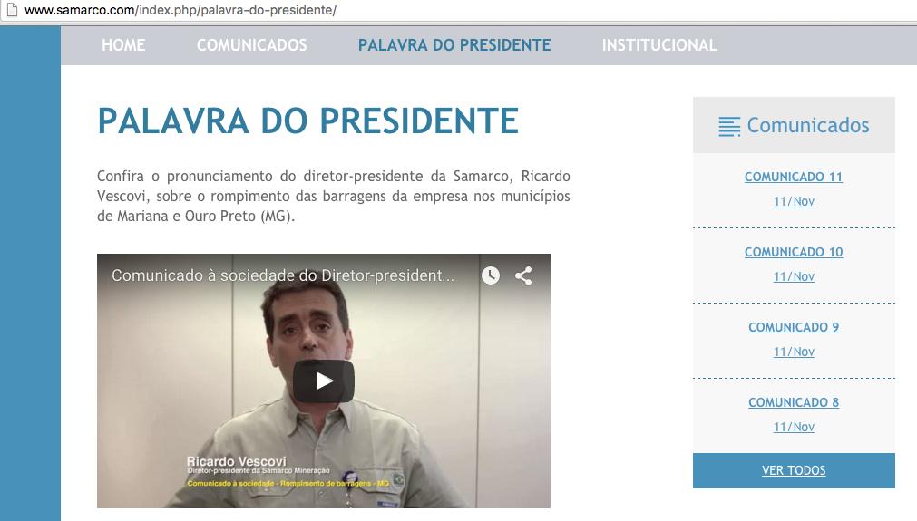 samarco-palavra do presidente