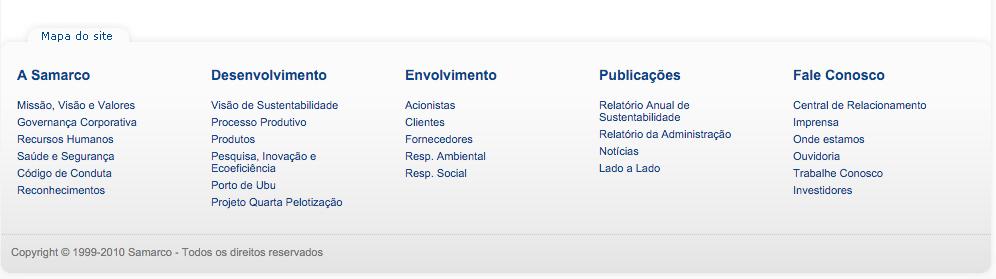 site institucional samarco2
