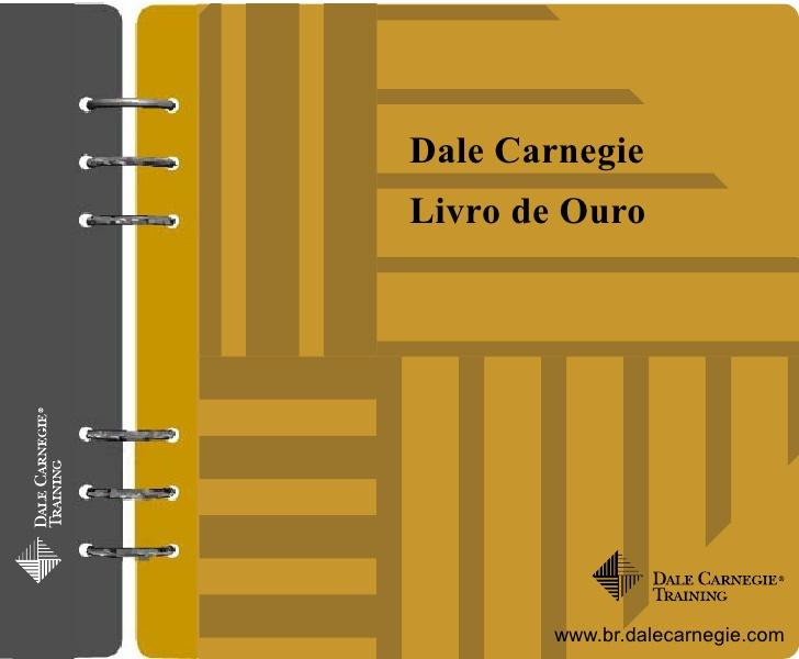 """Livro de Ouro"", de Dale Carnegie"