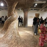 Nagaoka Mídias Sociais na abertura para convidados da Japan House São Paulo