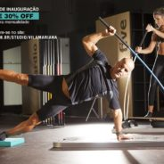Inauguração do Studio Integrado Mormaii Fitness Vila Mariana em 21/09