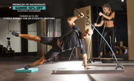 Inauguração do Studio Integrado Mormaii Fitness Vila Mariana