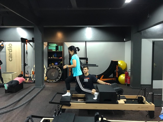 Lyanne Kosaka conta sua experiência no Studio Integrado Mormaii Fitness – Vila Mariana