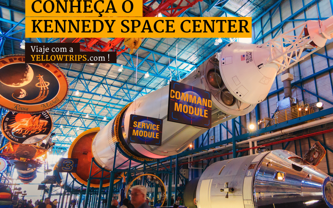 Roteiros personalizados Yellow Trips: Kennedy Space Center