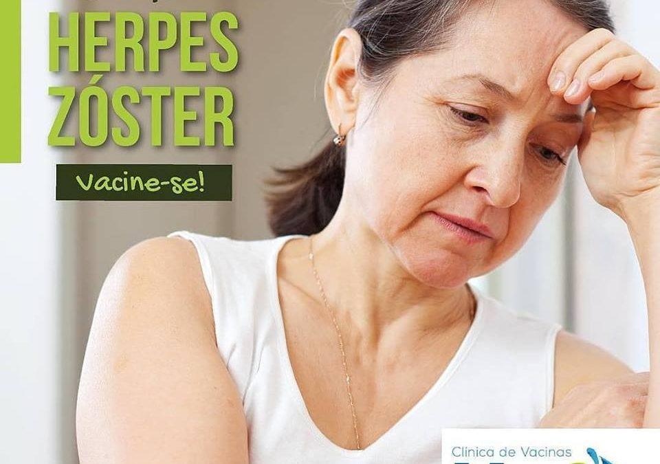 Evite o desconforto da Herpes Zóster, vacine-se na clínica Viver Imune, em Taubaté