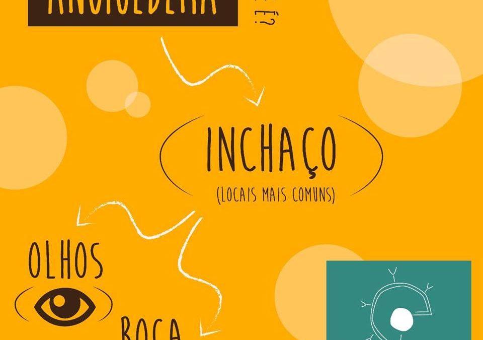Angioedema: dicas da alergista de Taubaté Ana Carolina Da Matta Ain
