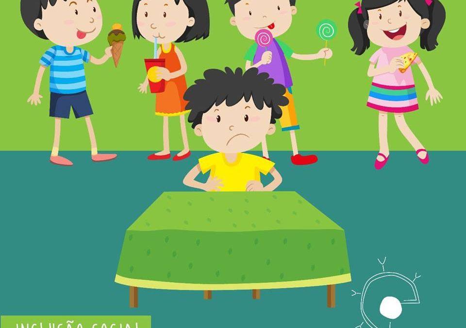 Dica da Dra. Ana Carolina Da Matta Ain para incluir crianças alérgicas em eventos sociais
