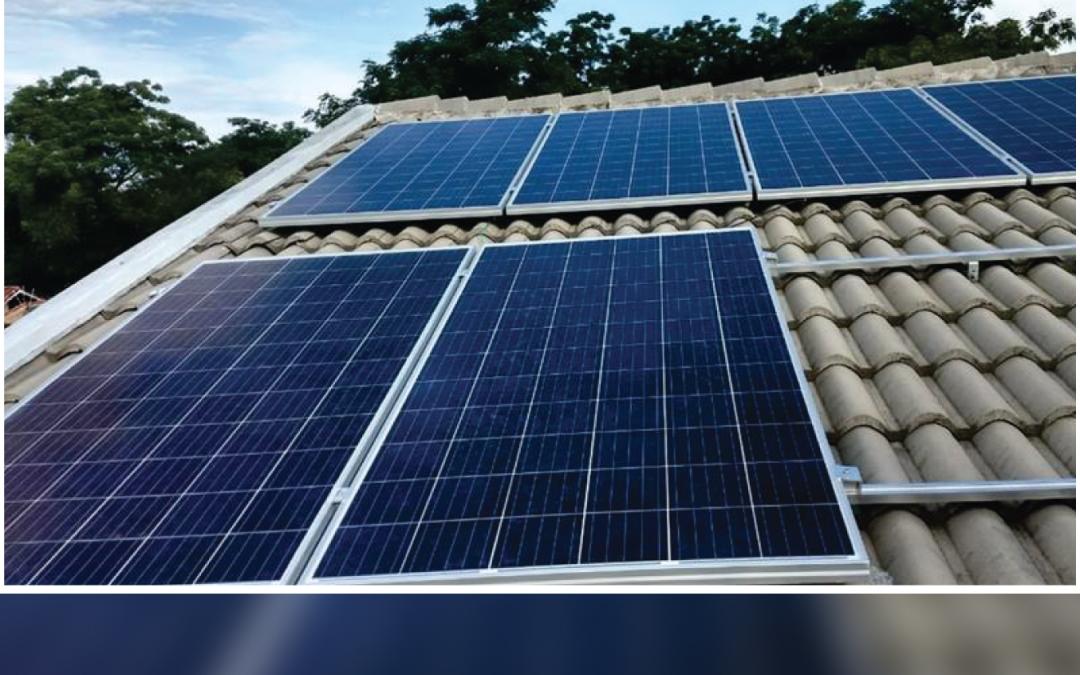 Benefícios da energia solar, oferecidas pela empresa i3e Soluções Elétricas, membro do Power Team BNI Referência da Construção