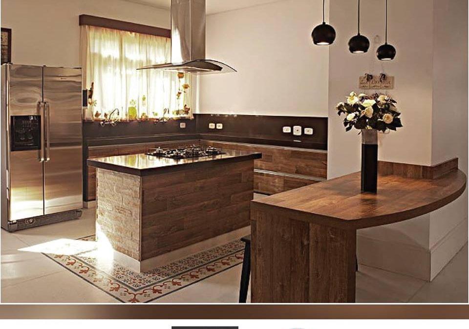 Inspiração de cozinha da MAX MD Movelaria e Design, membro do Power Team BNI Referência da Construção
