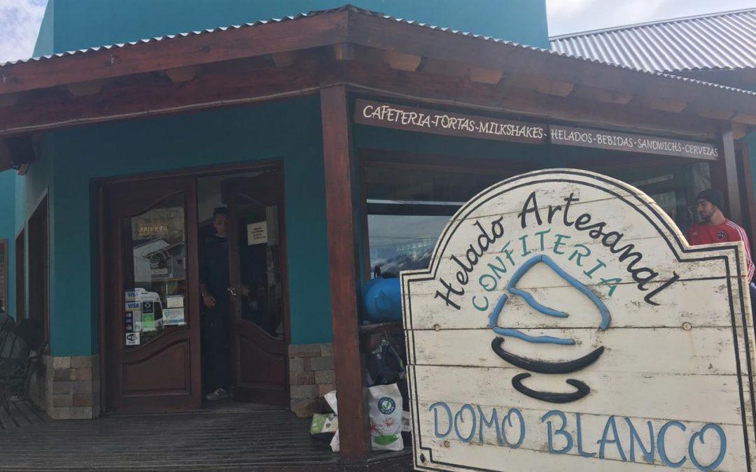 Conheça a Domo Blanco, sorveteria que seduz montanhistas na Argentina