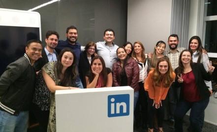 Dia especial no LinkedIn