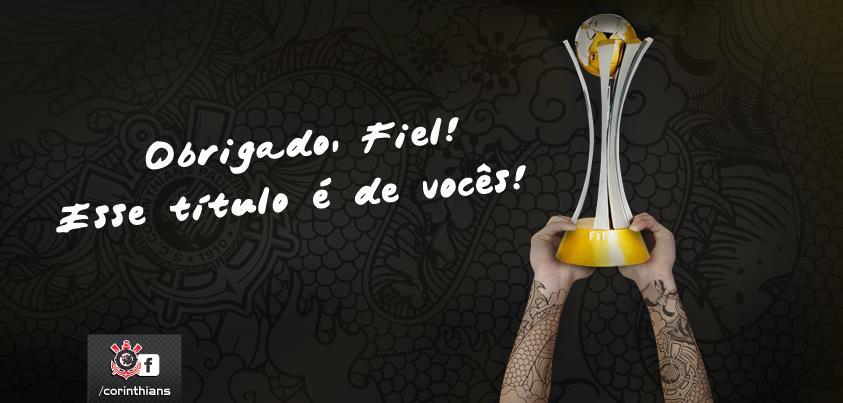 Corinthians Paulista nas mídias sociais