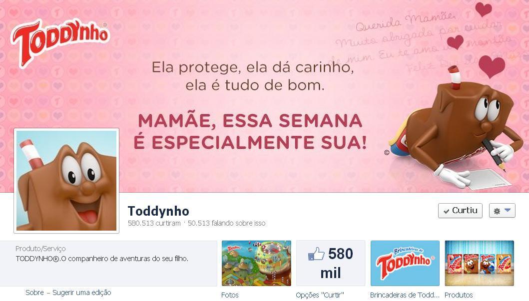 Capa no Facebook: Dia das Mães 2013