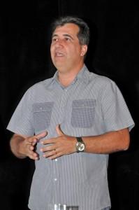 Josué Brazil é professor de Propaganda na Unitau
