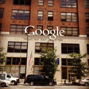 Google NY - Foto de Kelly Nagaoka