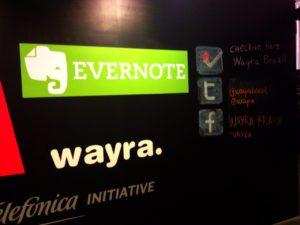 Nagaoka Midias Sociais no Evernote for Work Meetup 2