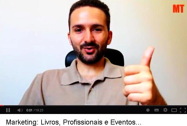Marketing: dicas de Michel Téer de livros, profissionais de redes sociais e eventos