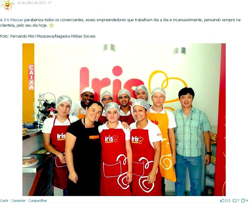 Destaque: parceria entre Facebook e Sebrae