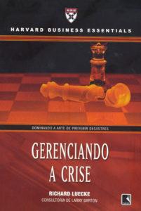 livro gerenciando-a-crise-richard luecke