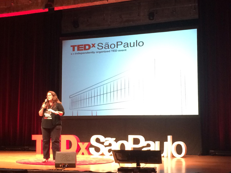 TedxSãoPauloWomen 2015, no Masp, em SP