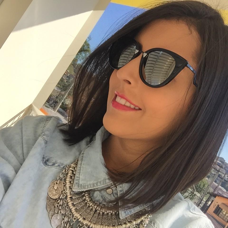 Blogueira Gi Catanho dá dicas de moda às fãs da Felicce