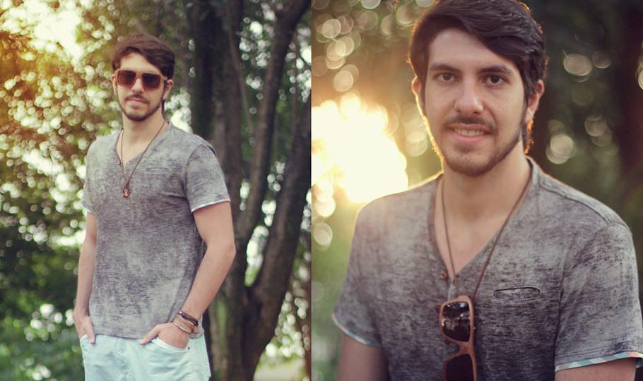 Guilherme Cury, do blog Moda para Homens, conta tudo sobre o universo masculino para a Felicce
