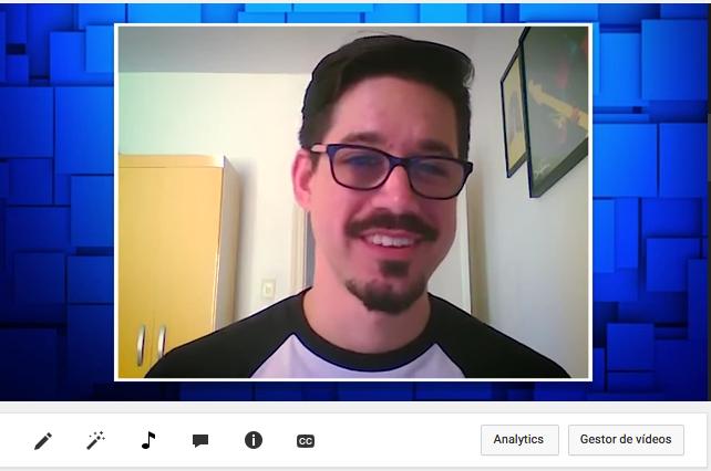 Vídeos de mídias sociais exclusivos aos alunos da pós da Unitau 2015