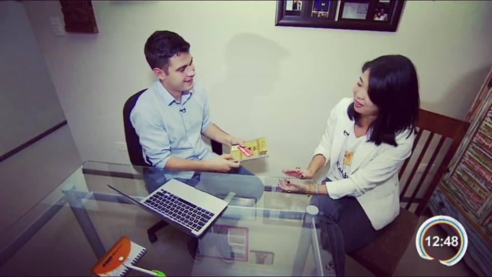 Kelly Nagaoka e mídias sociais no Link Vanguarda