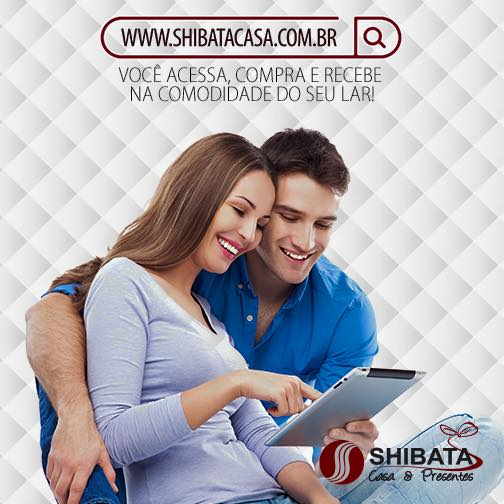 Novidades no Shibata Casa: loja virtual