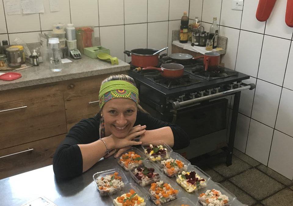Empório Dona Santa, sob comando de Marcela Camargo, é referência em alimentos saudáveis e funcionais que transformam vidas